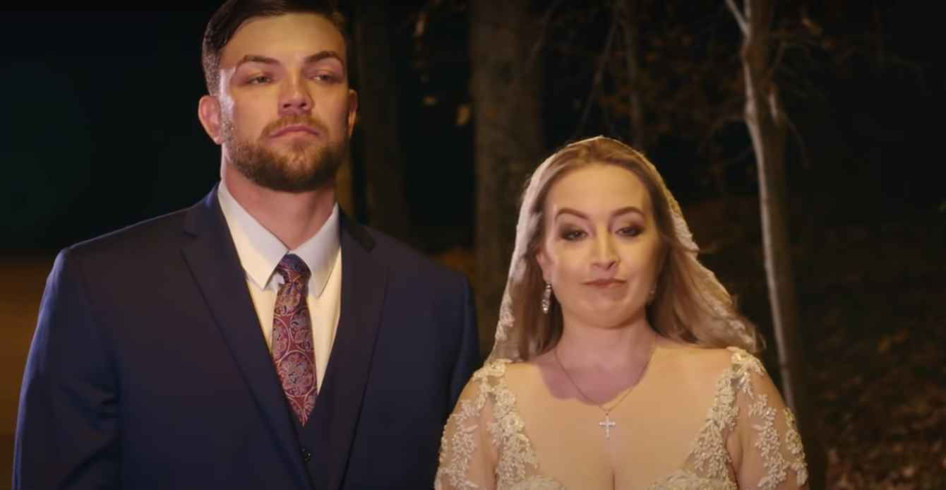 Elizabeth and Andrei Of 90 Day Fiance: Happily Ever After? and the Moldovan wedding