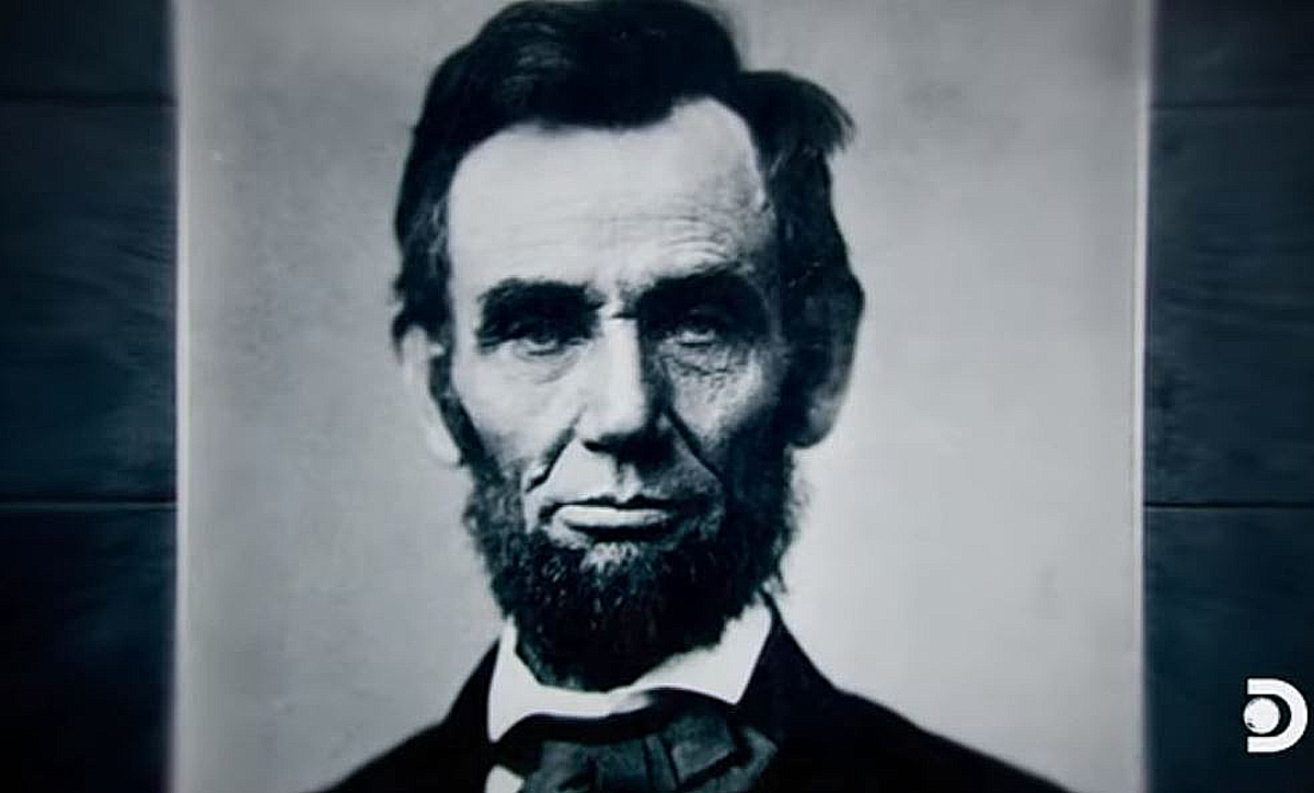 Discovery Presents Hidden Lincoln Photograph in 'The Lost ...