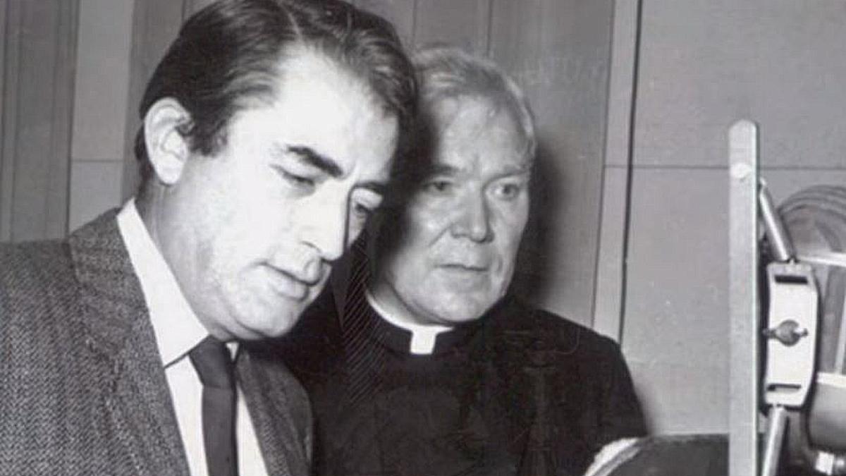 Gregory Peck, Patrick Peyton