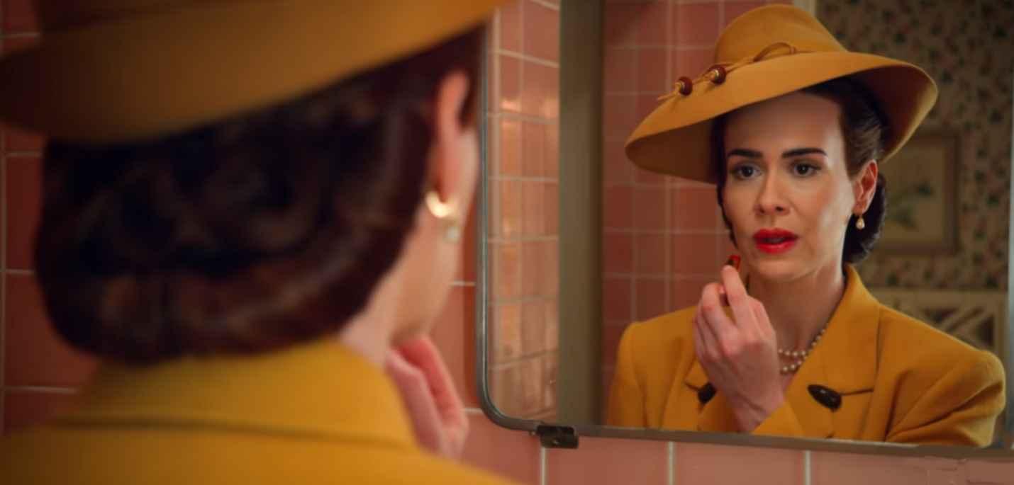 Sarah Paulson from Netflix Original series Ratched