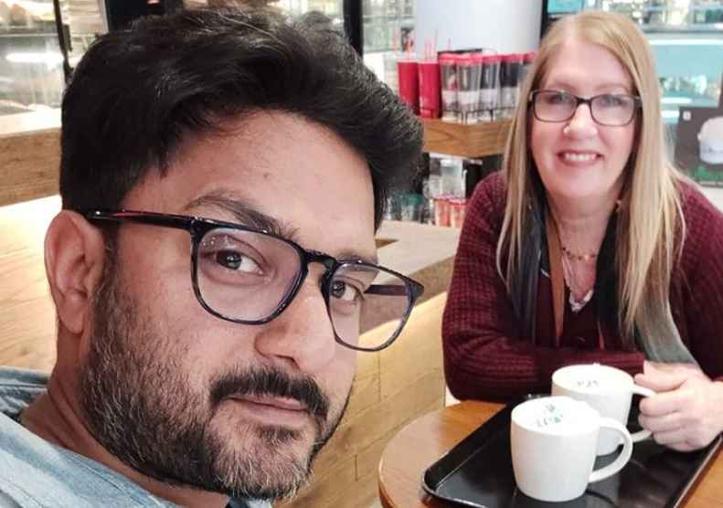 Sumit and Jenny of 90 Day Fiance: The Other Way
