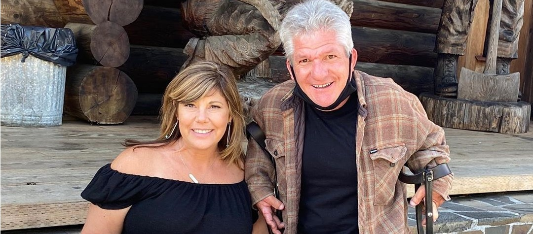 Caryn Chandler and Matt Roloff Instagram