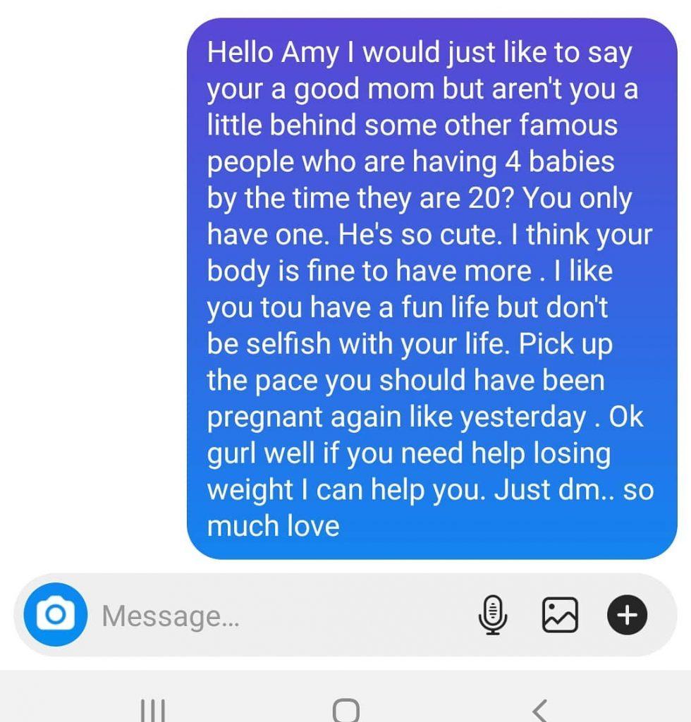 Amy King Instagram