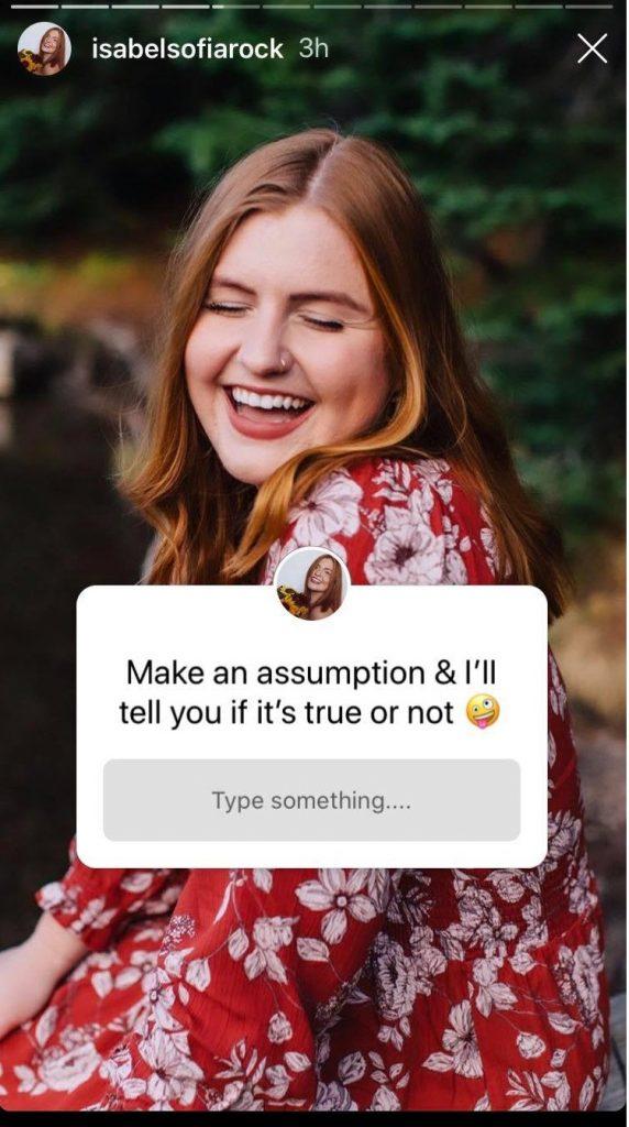 Isabel Roloff Instagram