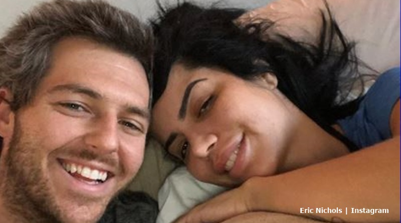 90 Day Fiance alums Eric and Larissa