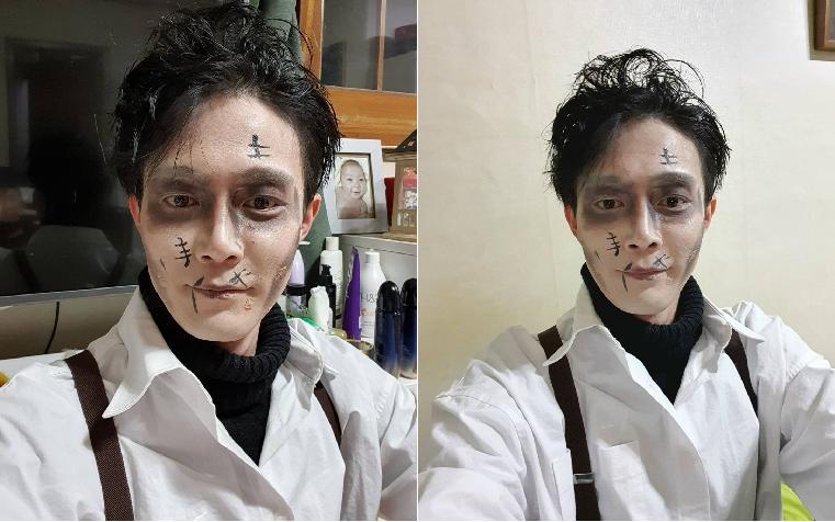 90 day fiance jihoon halloween instagram