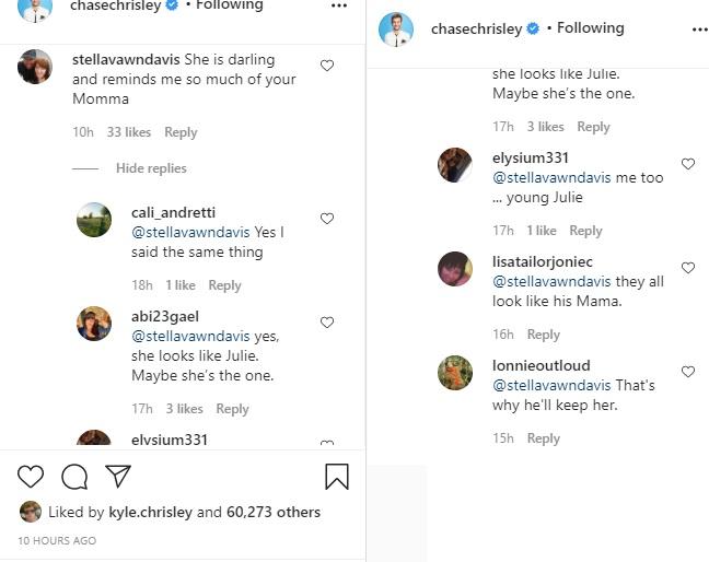 Chase Chrisley Instagram
