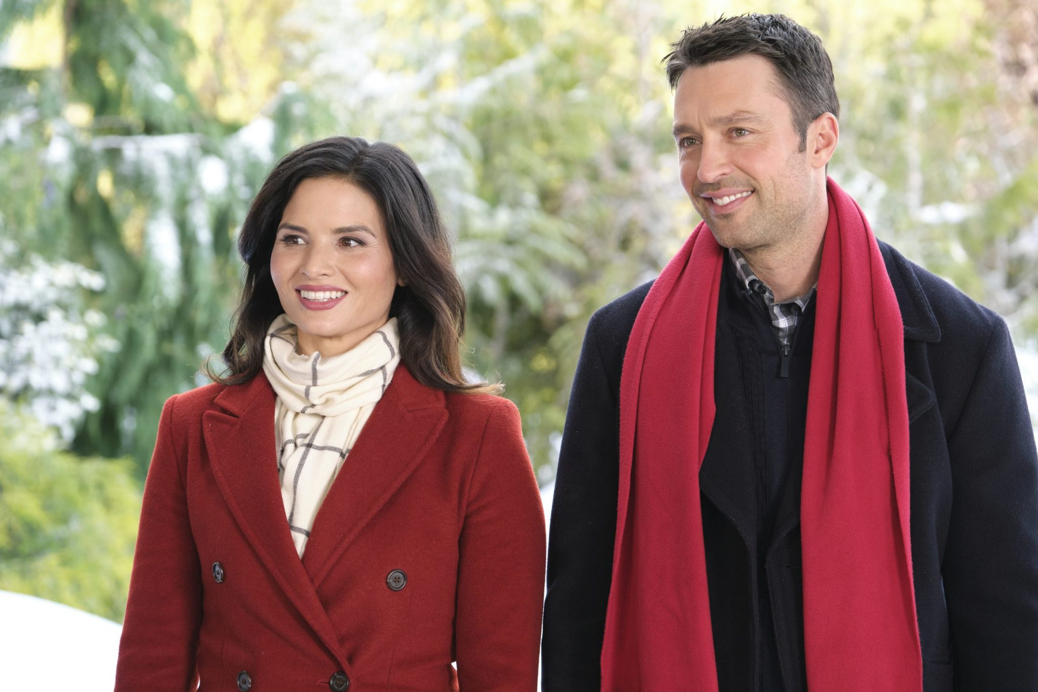 Christmas With The Darlings, Hallmark, Photo: Katrina Law, Carlo Marks Credit: ©2020 Crown Media United States LLC/Photographer: Bettina Strauss