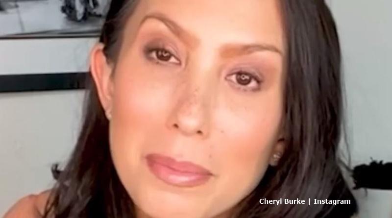 DWTS Cheryl Burke