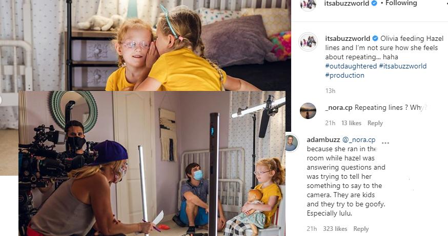 Hazel Busby Instagram