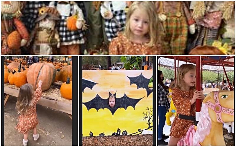 Jade Roper Emmy At The Pumpkin Season Event