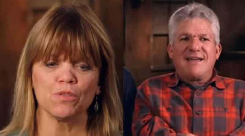 Amy Roloff Matt YouTube TLC