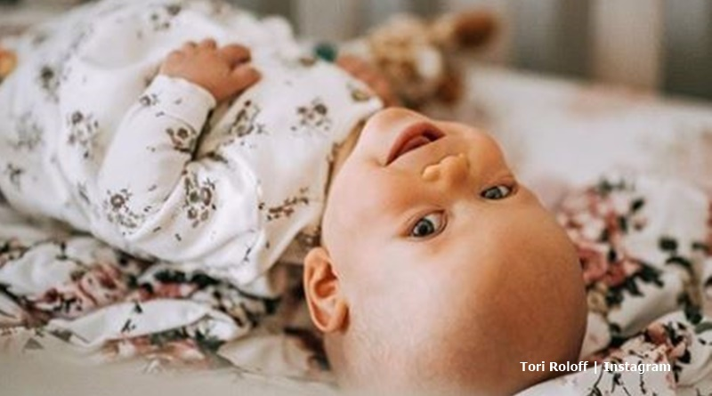LPBW Tori Roloff daughter Lilah 1