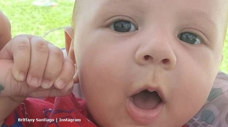 Love After Lockup Brittany Santiago baby Rebel