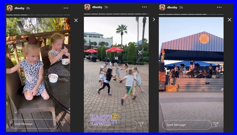 OutDaughtered Busby family fun 2