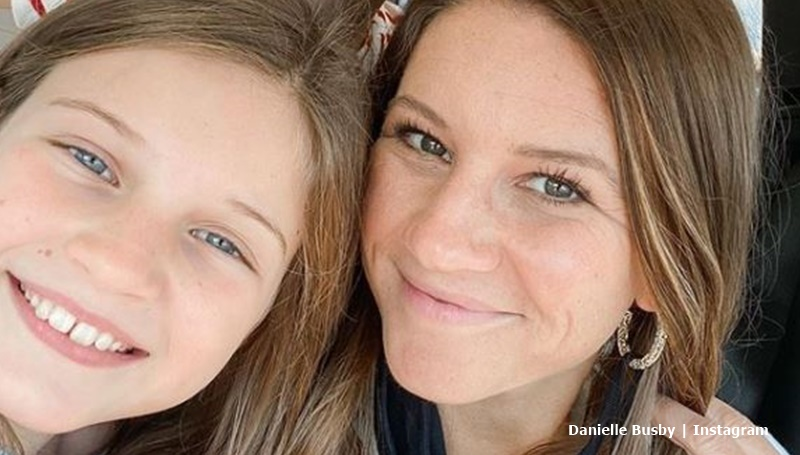 OutDaughtered Danielle Busby and Blayke