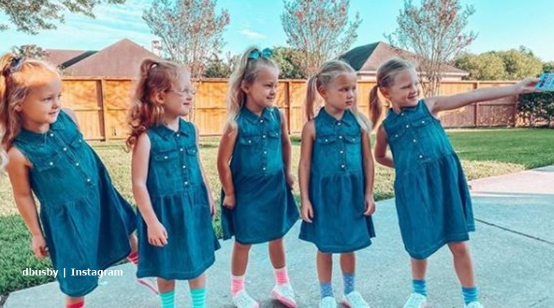 OutDaughtered quints school picture day