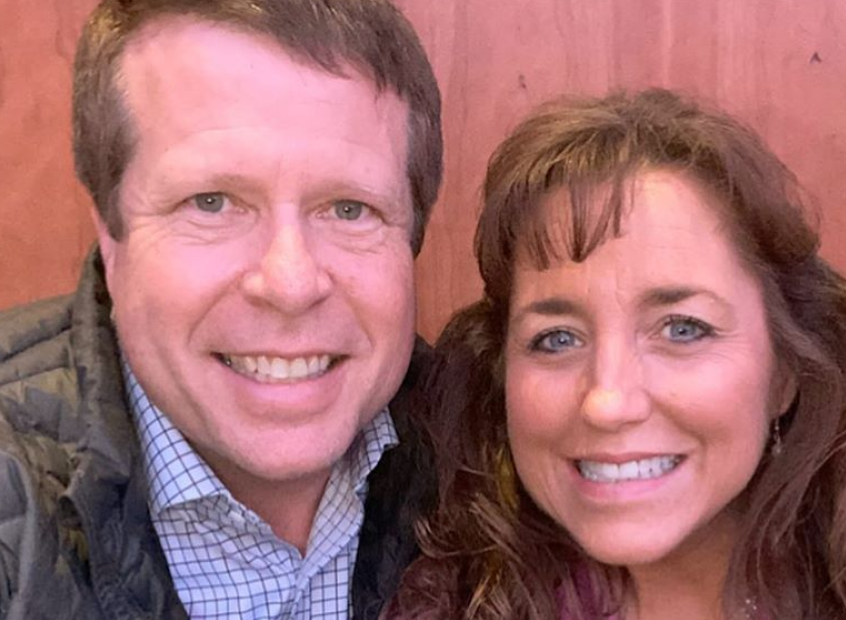 Jim Bob and Michelle Duggar, Counting On (2020 election)