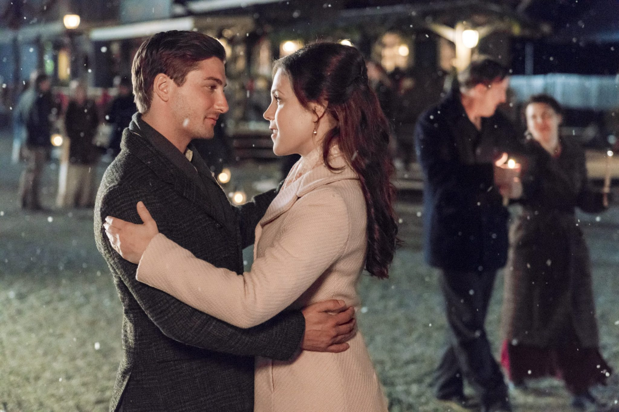 WCTH, Hallmark, Photo: Daniel Lissing, Erin Krakow Credit: Copyright 2016 Crown Media United States LLC/Photographer: Ricardo Hubbs