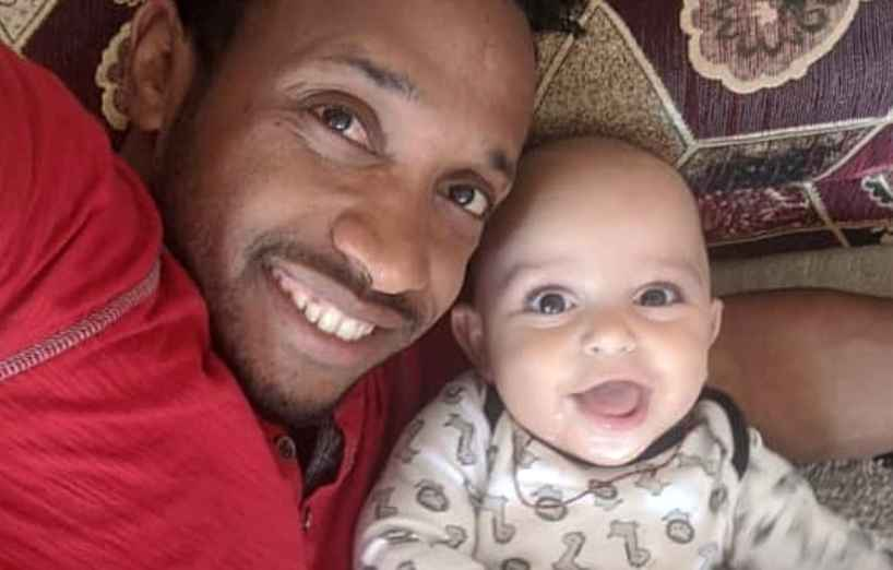 90 Day Fiance star Biniyam Shibre and Aviel