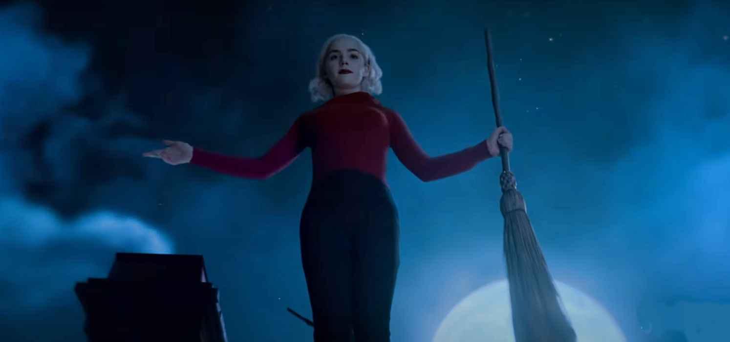 Netflix's Chilling Adventures of Sabrina Part 4 gets premiere date