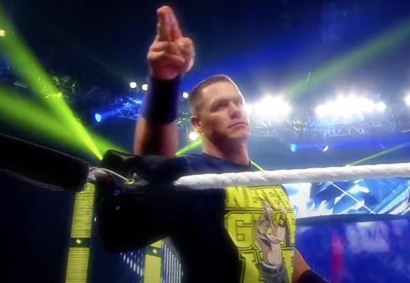 John Cena from Instagram
