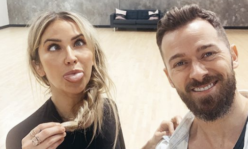 DWTS Kaitlyn Bristowe from Instagram