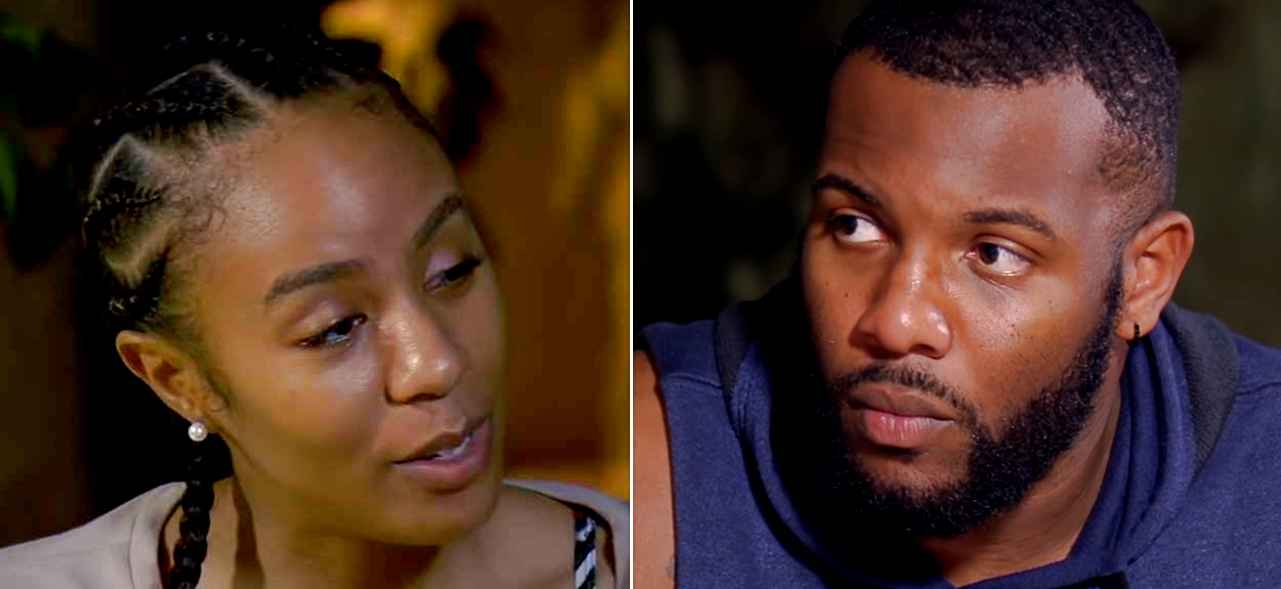 Karen and Miles of Lifetime's Married at First Sight