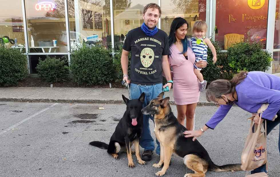 Paul and Karine Staehle of 90 Day Fiance