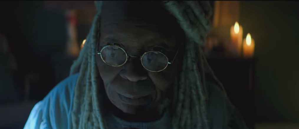 Whoopi Goldberg in the new TV adaptation of Stephen King's novel The Stand
