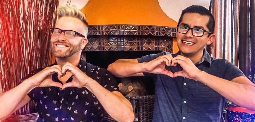 Kenneth and Armando Instagram