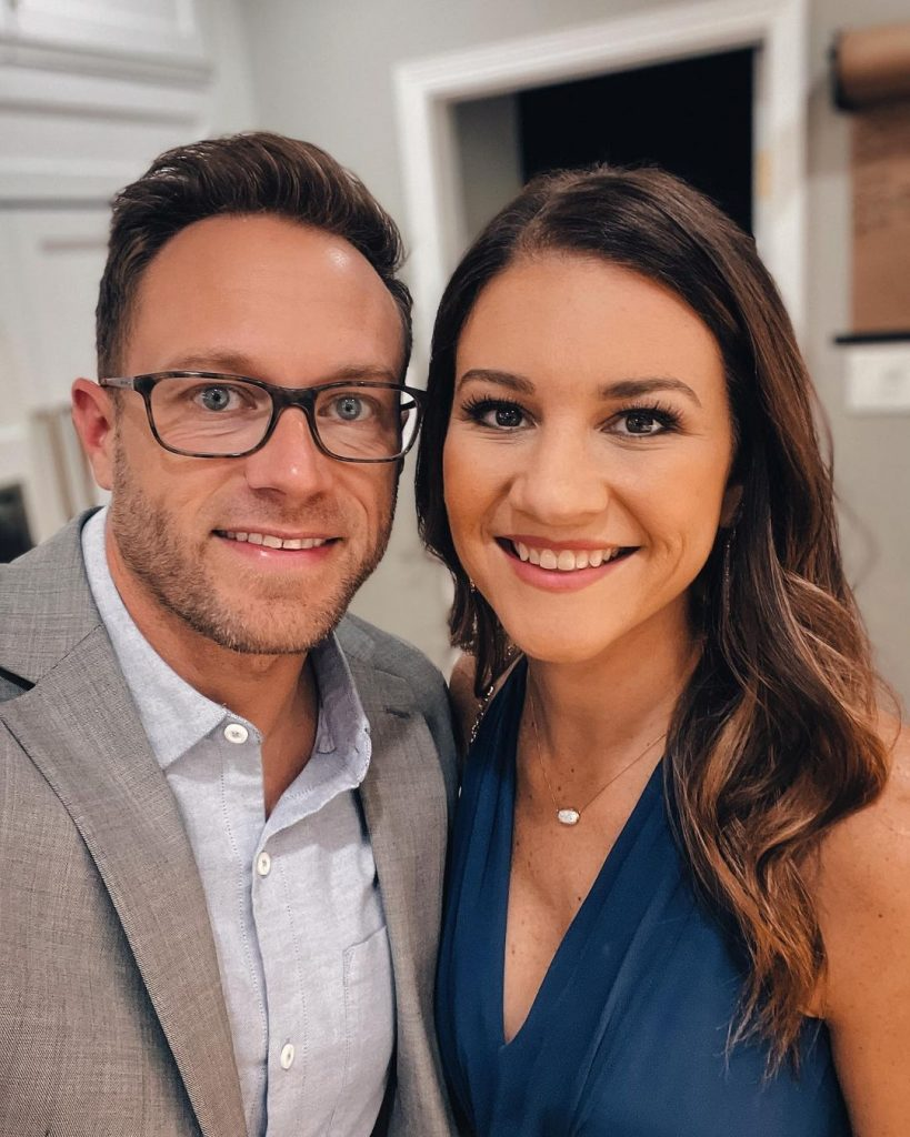 Adam and Danielle Busby Instagram