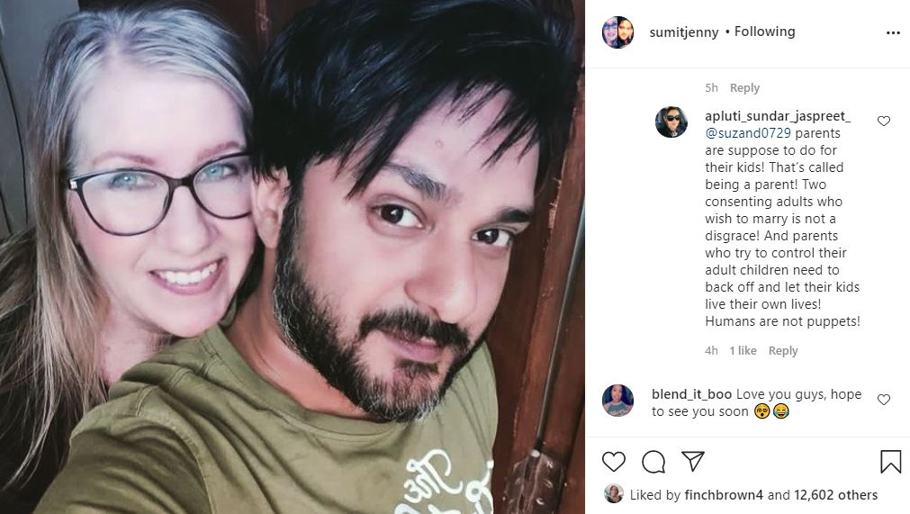 90 Day Fiance fans fed up with Jenny and Sumit