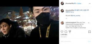 90 day fiance jihoon intagram post