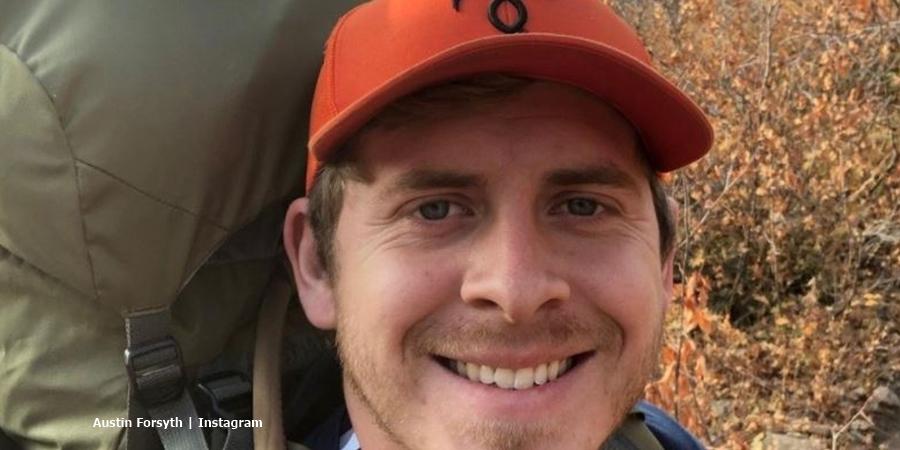 Austin Forsyth goes hunting