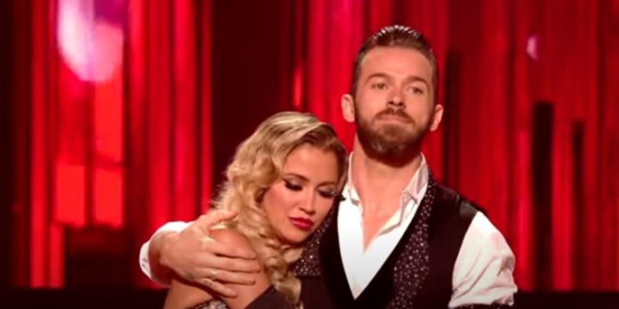 Dancing With the Stars Artem and Kaitlyn
