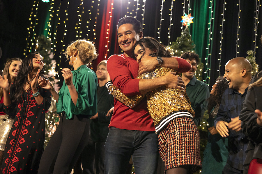 Feliz NaviDAD, Lifetime-Photo used with permission from AE Networks Press site