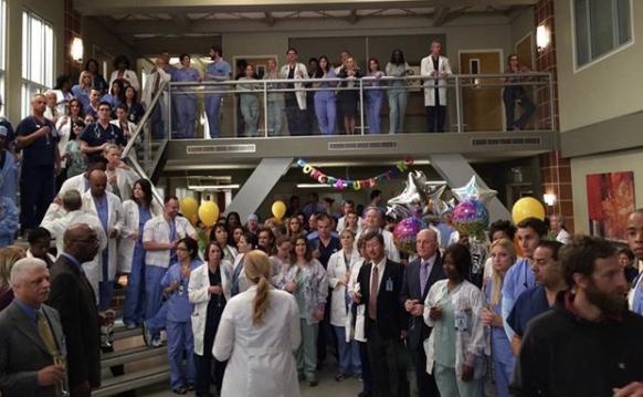 Grey's Anatomy from Instagram