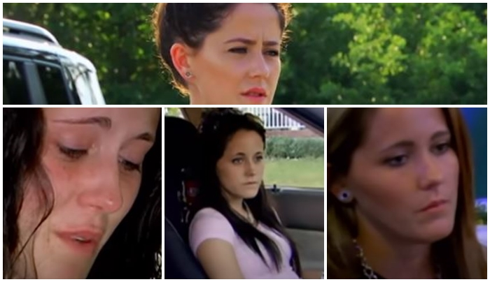 Jenelle Evans unhappiness