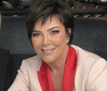 Kris Jenner from Instagram
