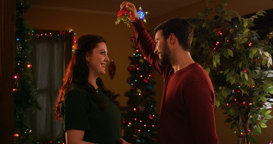 Lifetime, The Christmas Listing- Photo by Courtesy of Lifetime Copyright 2020