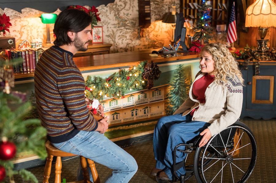 Lifetime, Christmas Ever After-Photo by Courtesy of Lifetime Copyright 2020