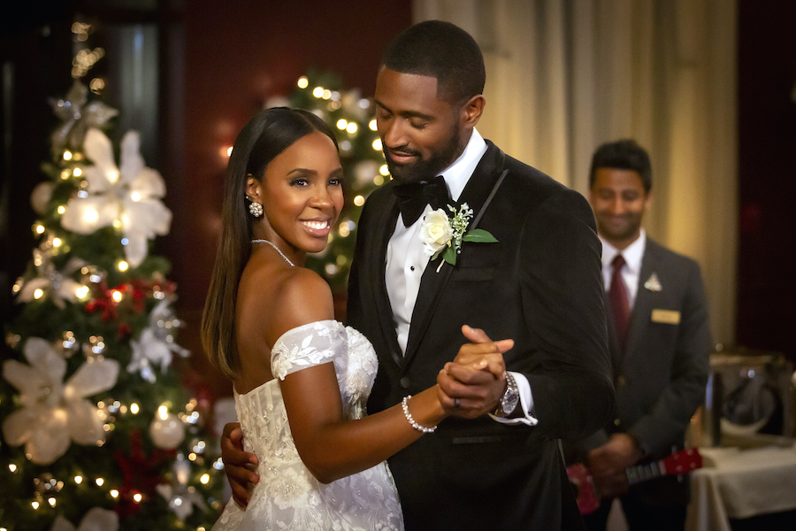 Lifetime, Merry LIddle Christmas Wedding, photo courtesy of Lifetime Networks