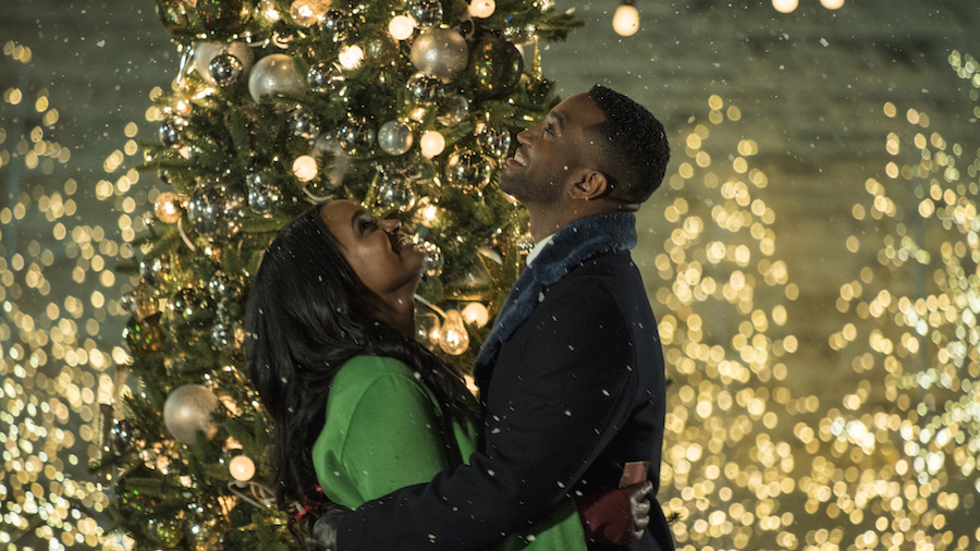 Lifetime, Let's Meet Again Christmas Eve-Photo by Courtesy of Lifetime Copyright 2020
