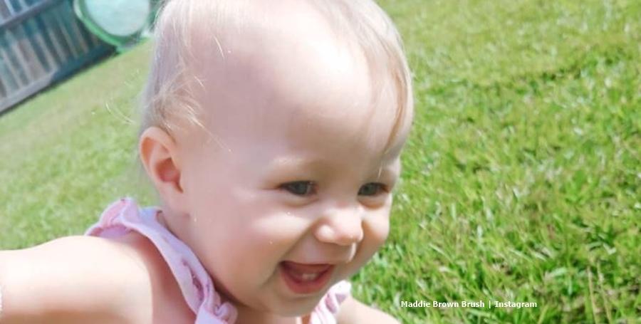 Maddie Brown Brush Daughter Evie K