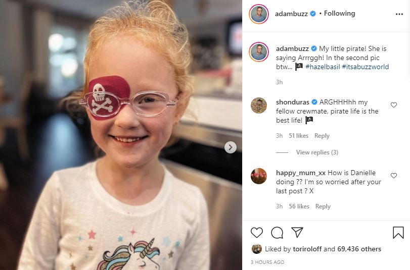 OutDaughtered Adam Busby updates on Hazel and Danielle