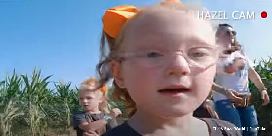 OutDaughtered Family lost in the corn maze