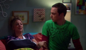 Sheldons TBBT IG