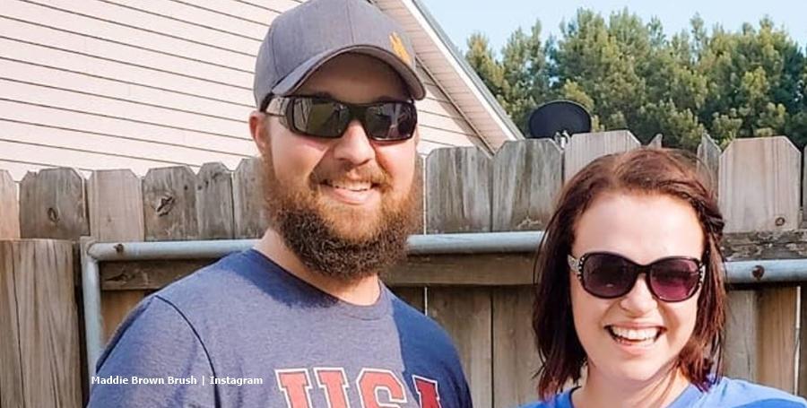 Sister Wives Maddie Brown and Caleb