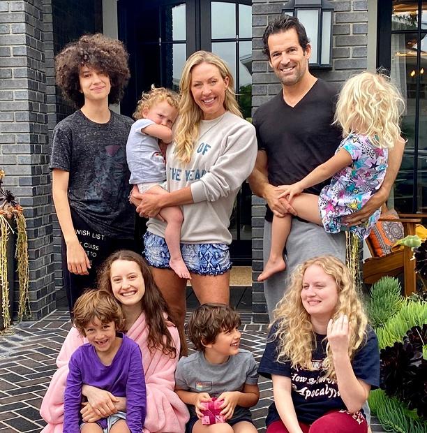braunwyn windham-burke & family instagram